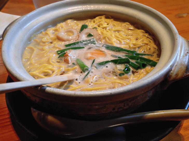 【高知メシ】須崎市が誇る『ばさら』の鍋焼きラーメンを食す!