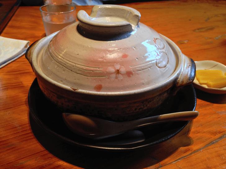 鍋焼きラーメン