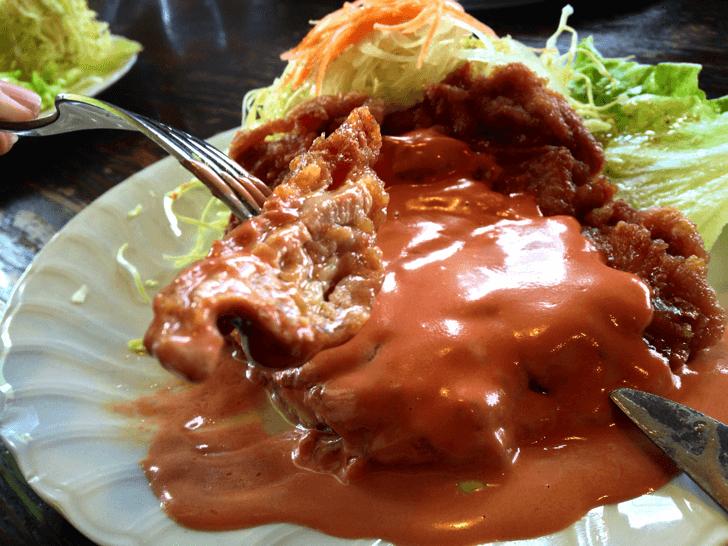 『鳥心』チキン南蛮定食2