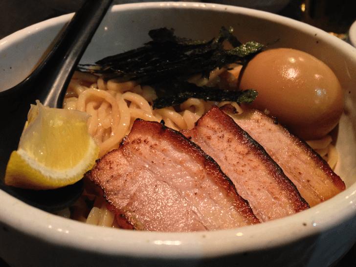 【高知メシ】魚粉面白い『つけ麺屋 ちっちょ』でウマシなつけ麺を食す!