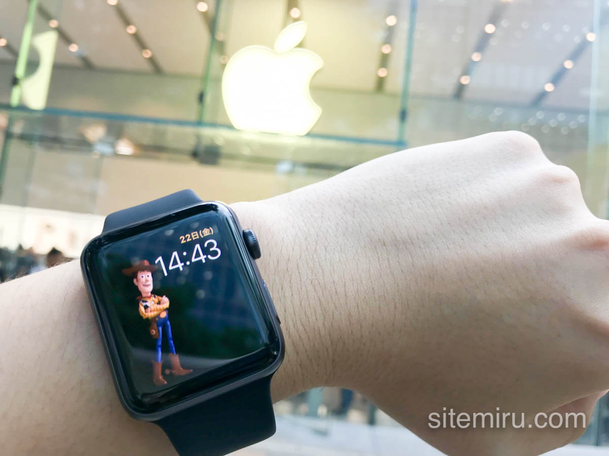 Apple Watch Series 3を購入レビュー!
