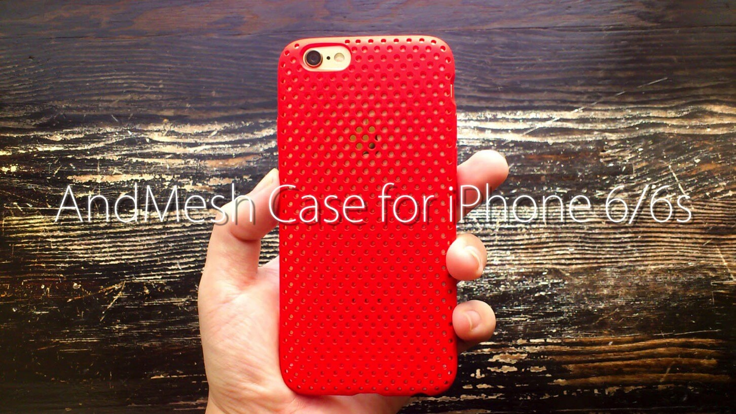 Andmesh iphone6 6s