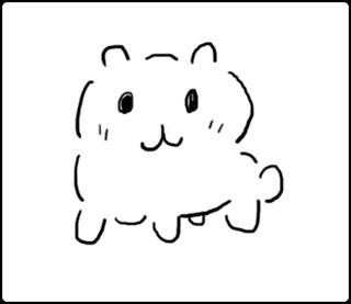 犬のような何か