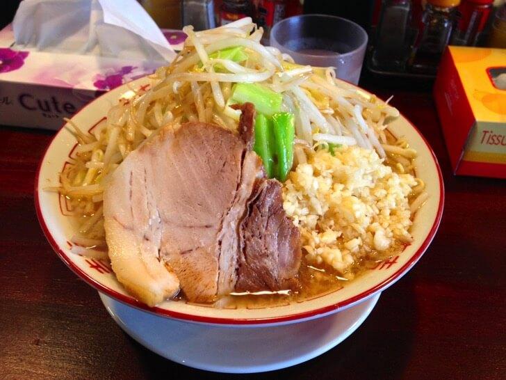 【高知メシ】初!二郎系が味わえる『マルトクラーメン』へ行ってきた!