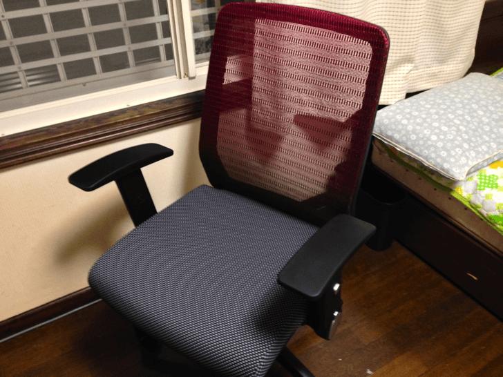 JG4椅子上部と下部合体で完成!