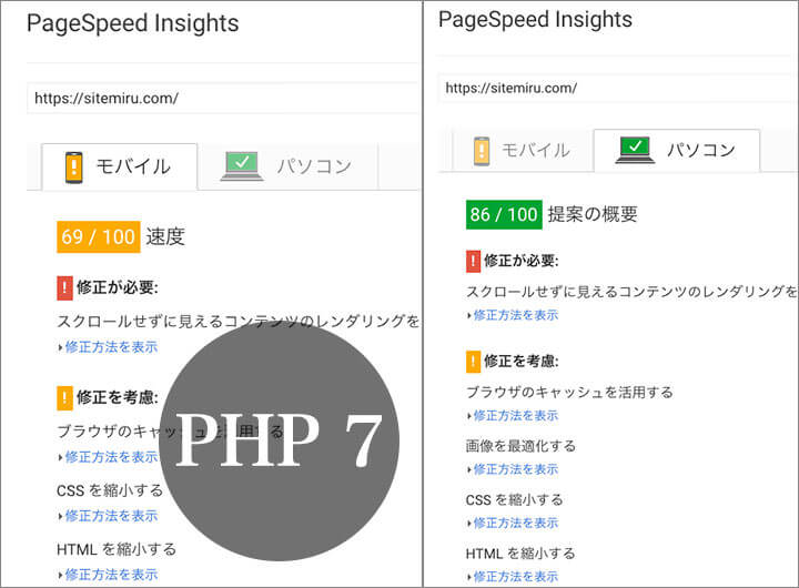 php7speed