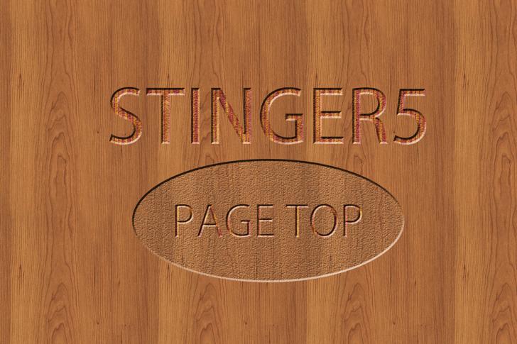 【STINGER5】コピペでPAGE TOP(上へボタン)のCSSカスタマイズ方法